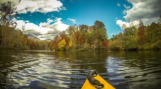 Lake Oolenoy Colors