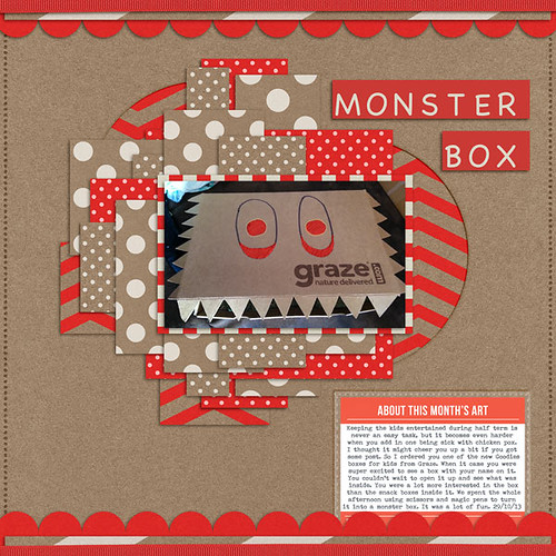 Monster Box by Lukasmummy