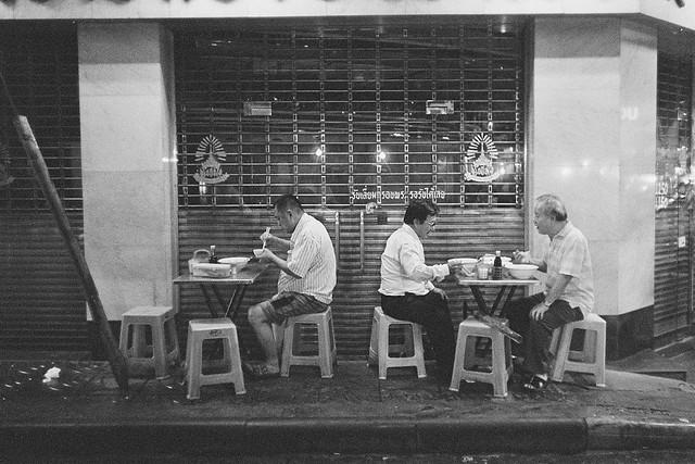 唐人街 • 曼谷. China Town • Bangkok
