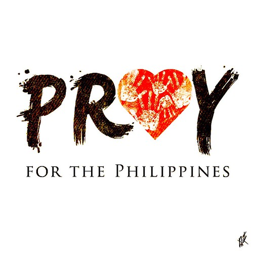 Pray for the Philippines!