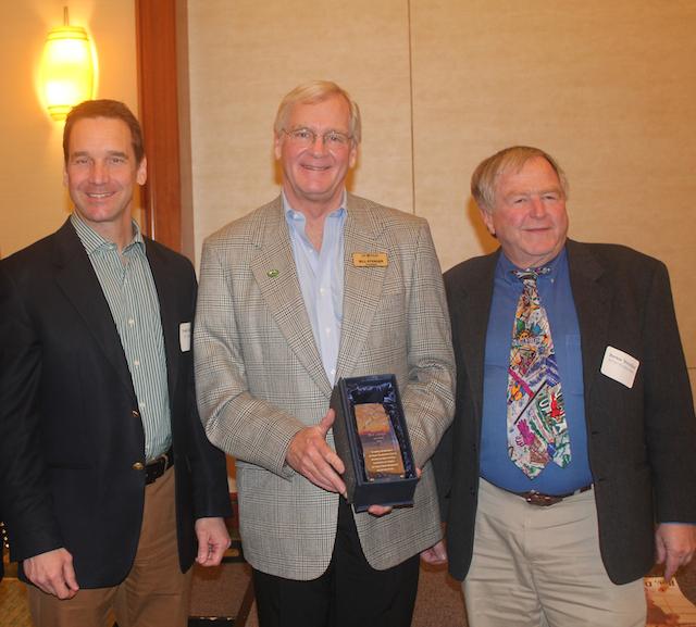 Reihle, Stenger, Weichsel BEWI Award