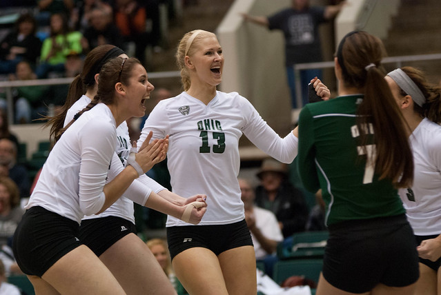 Ohio University Volleyball