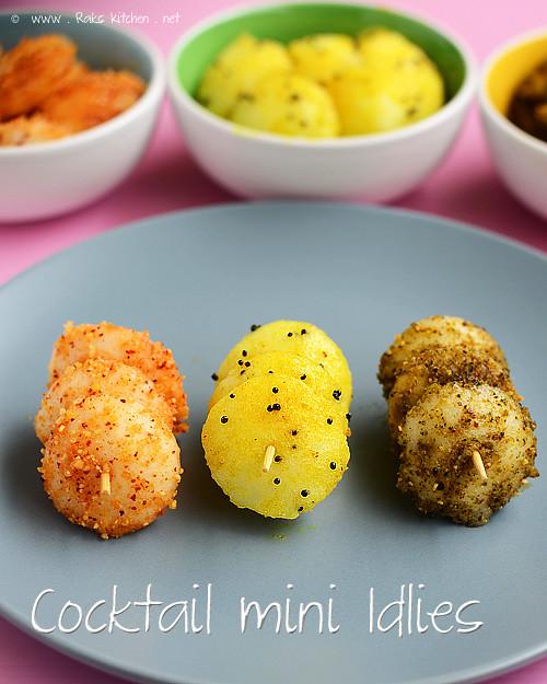 cocotail-idlies