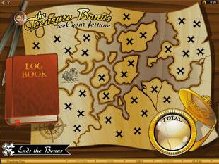 Age of Discovery Treasure Bonus