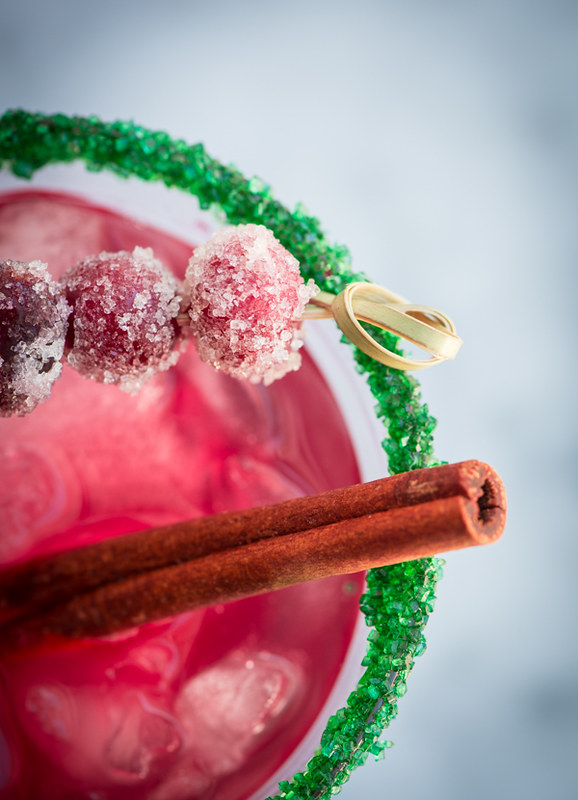11349404306 4348d34b43 c Holiday Spiced Cranberry Margaritas #ChristmasWeek #Freund