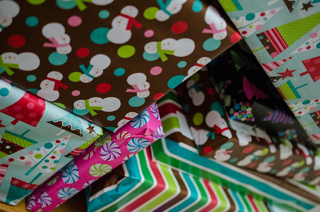 Wrapped Christmas Presents from Flickr via Wylio