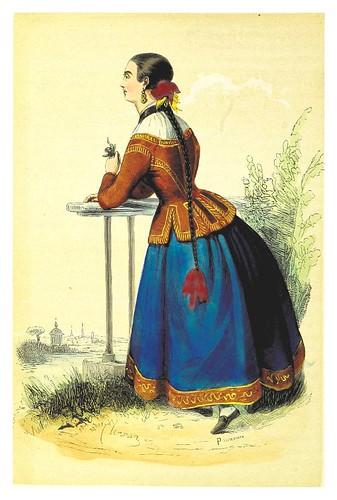 003-Doncella de Segovia-La Spagna, opera storica, artistica, pittoresca e monumentale..1850-51- British Library