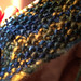 12/22/13 - seed stitch by romanlily