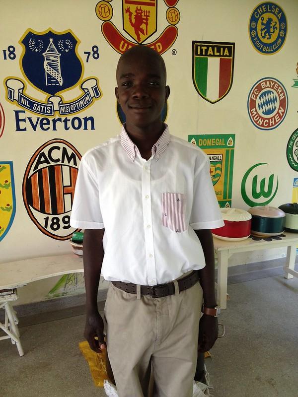 Abdulla with Tuk Tuk Shirt