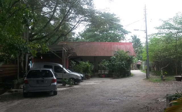 Kampong Lorong Buangkok   Singapores Last Village