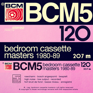 Bedroom Cassette Masters 1980-89 Volume Five