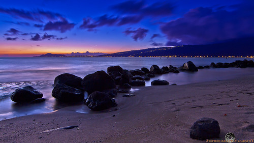 ocean longexposure sunset sea sky sun seascape beach beautiful rock night clouds canon landscape photography lights hawaii evening photo seaside twilight sand rocks oahu great best explore 7d diamondhead honolulu nightsky kaiser eveningsky pillars seashore hawaiikai portlock hnl digitalphotography kahala ainahaina hawaiianislands 14mm maunaluabay stephenball canoneos7d ringexcellence dblringexcellence stephenballphotography