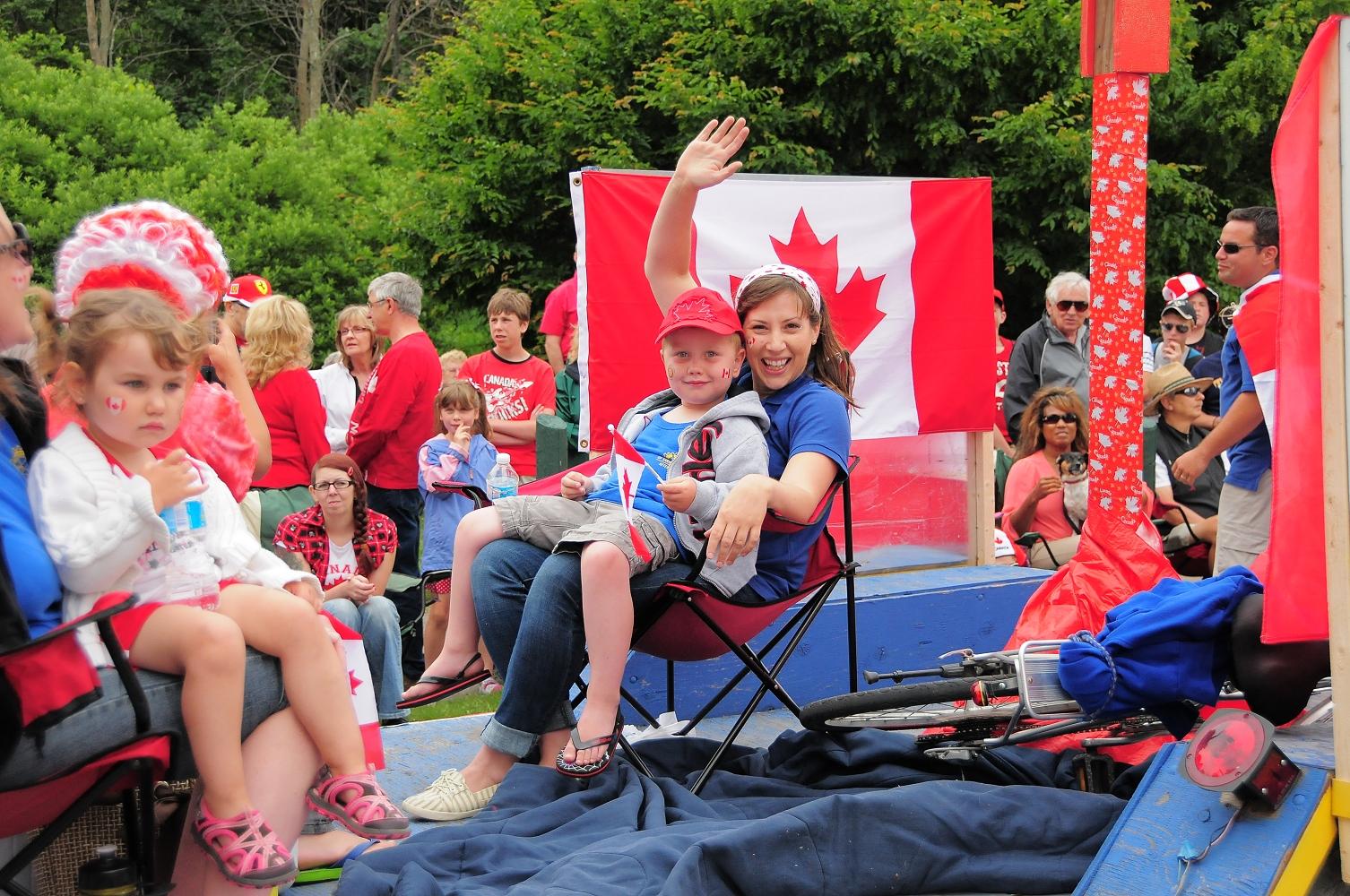 Sarnia Canada Day