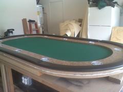 floor(0.0), swimming pool(0.0), billiard room(0.0), billiard table(0.0), jacuzzi(0.0), furniture(1.0), room(1.0), table(1.0), recreation room(1.0),