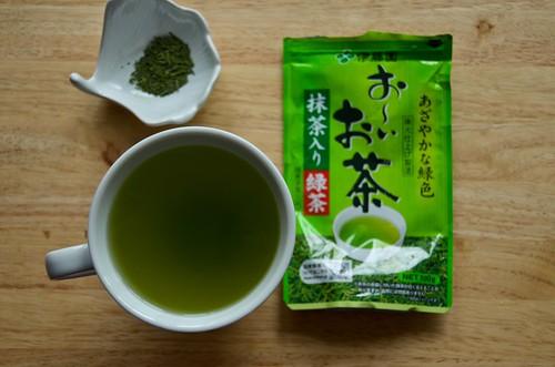 Extra Green Sencha