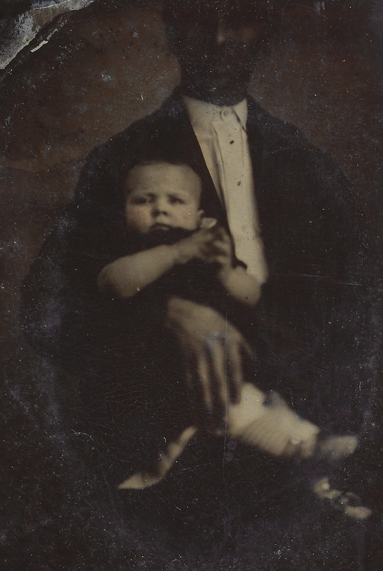 Baby with hidden father (mother)