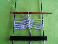 How to Make Hairpin Lace