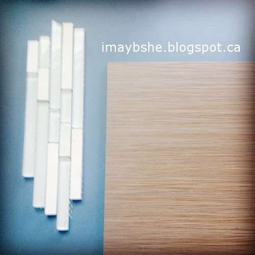 Finalized our colour/tile design for the Master bedroom and bath!  #100happydays Day 29