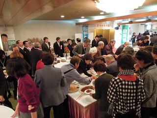 20140216_田中良生 衆議院議員/経済産業大臣政務官 蕨市後援会新春の集い