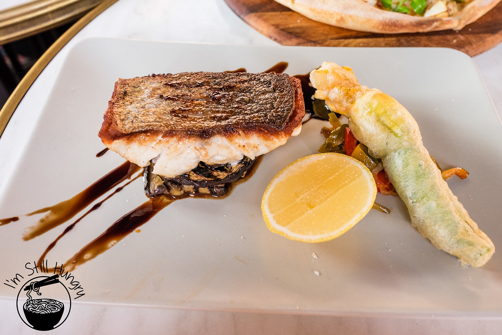 Vesta Italian fish of the day