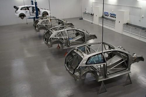 Marklund Motorsport Volkswagen 2014