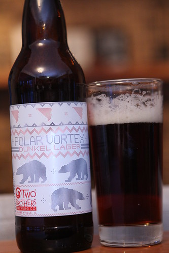 Two Brothers Polar Vortex Dunkel Lager
