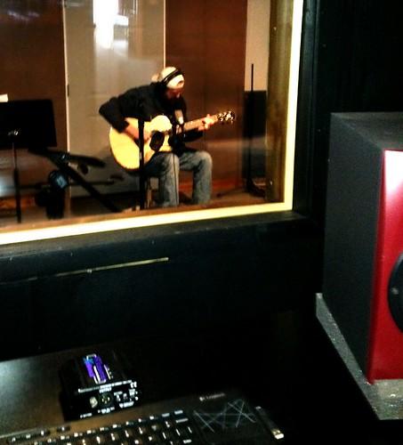 bryan en studio