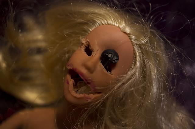 nightmare come true barbie