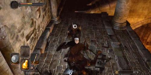 Dark Souls 2 : How to find a key to the Mansion in Majula