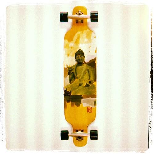 #longboard #buda