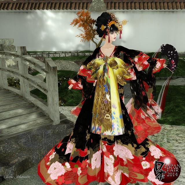 Irodori Sakura Botan