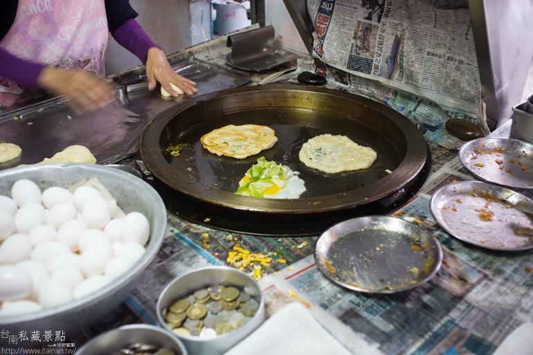 台南私藏景點--六甲三輪車蔥油餅 (10)