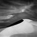 Curved dune - Death Valley by maxxsmart