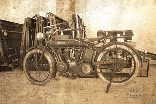 1914 Indian 'Hendee Special' 7 HP Twin at Amelia Island 2014
