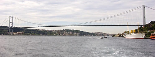 Bridge on Bosphorus
