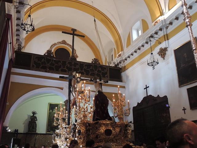 Hermandad de Montserrat, Sevilla