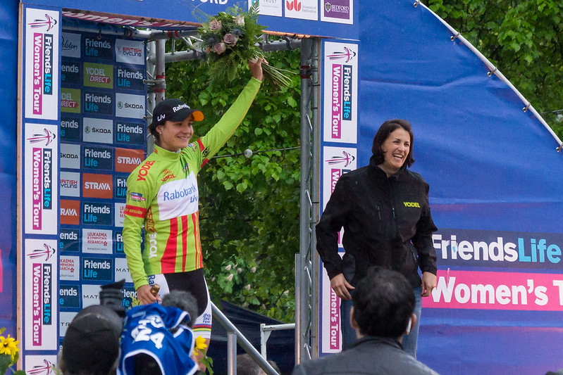Women's Tour of Britain 2014 - Stage 2-14