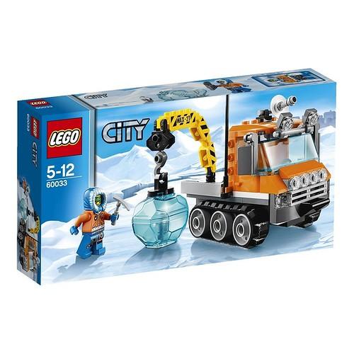 LEGO City 60033 Box