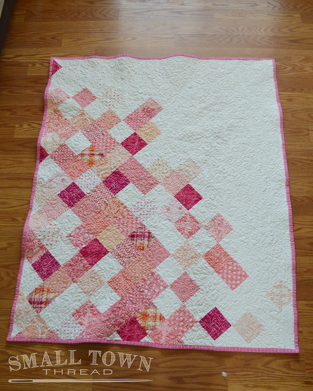 Baby Quilt for Allison