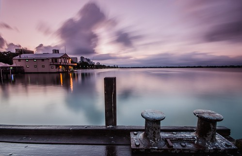 longexposure sunrise dawn harbour perth rowingclub swanriver westaustralia
