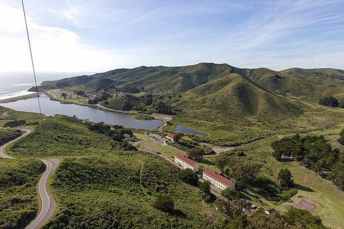 Marin Headlands - Fort Barry