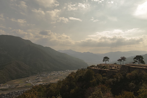 Takeda Castle 3