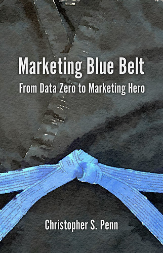 Marketing Blue Belt Cover