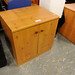 Low pine 2 door unit