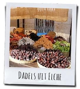 Heerlijk zoete dadels uit Elche