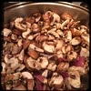 #CucinaDelloZio - #Homemade #Chicken #Scallopini and #Mushrooms - add the mushrooms