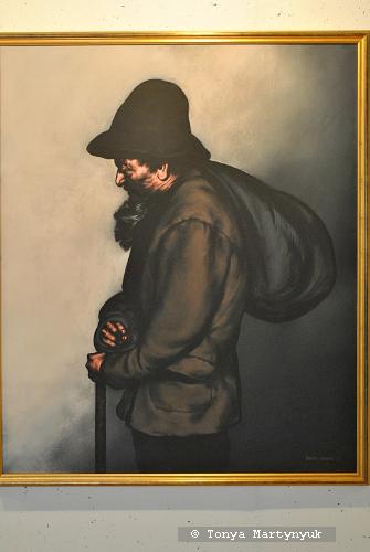 18. Rafael Coronel. El Viejo del Pantitlan, 1979