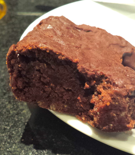 Stout Brownies - frozen