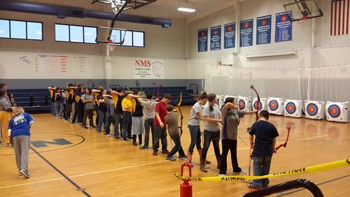 Archery Tournament in Alabama