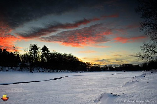 park winter sunset wild sky white snow ny newyork ice nature colors clouds contrast wonderful wonder landscape outdoors fire photography frozen buffalo vivid greenlake magical orchardpark yatespark